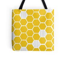 Sweet Honeycomb Tote Bag