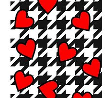 Hearts on Houndstooth  by unofficial5SOS