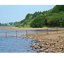 Lower Rivington reservoir. Photographic Print