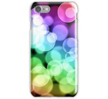 Hiccup - Rainbow Bubble design iPhone Case/Skin