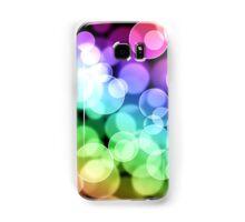 Hiccup - Rainbow Bubble design Samsung Galaxy Case/Skin