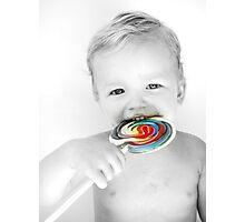 sugar lessons  Photographic Print