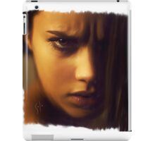 """hurt"" iPad Case/Skin"