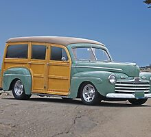 1947 Ford 'Woody' Wagon by DaveKoontz