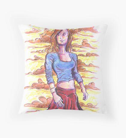 Kara Throw Pillow