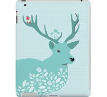 Blue Deer iPad Case/Skin