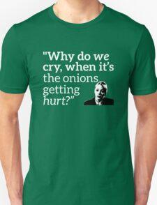 Philomena Cunk: Onions Unisex T-Shirt