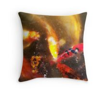 All for one, and one for all Throw Pillow