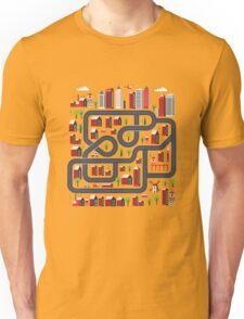 Urban landscape Unisex T-Shirt