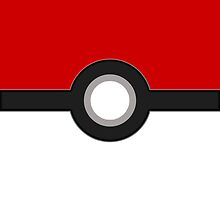Pokeball by vincentilagan