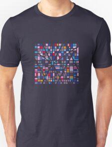 Color map Unisex T-Shirt