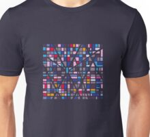 Color map Unisex T-Shirt