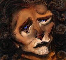 Cowardly Lion by ErinG