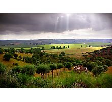 Alentejo Countryside Photographic Print
