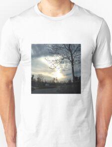 The Sun Shines Through Unisex T-Shirt