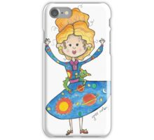 Mrs. Frizzle iPhone Case/Skin