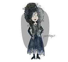 Bellatrix Lestrange by Bumble & Bristle