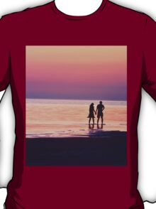 Lovers in the Sunset T-Shirt