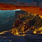 Mesa Arch by John Weakly