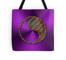 Aquarius & Boar Yang Earth Tote Bag