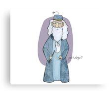 Albus Dumbledore Canvas Print