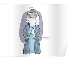 Albus Dumbledore Poster