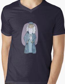 Albus Dumbledore Mens V-Neck T-Shirt