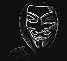 Anonymous vendetta by hottehue