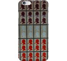 Sherlock Holmes - Baker Street Underground Station iPhone Case/Skin