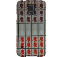 Sherlock Holmes - Baker Street Underground Station Samsung Galaxy Case/Skin