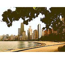 APPEARANCE OF CHICAGO Photographic Print