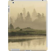 Misty Green iPad Case/Skin