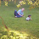 Quality dad time by WaleskaL