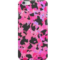 Camouflage #2 - Pink iPhone Case/Skin