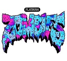 Flatbush ZOMBiES Logo by bmc97