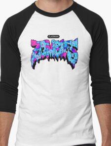 Flatbush ZOMBiES Logo Men's Baseball ¾ T-Shirt