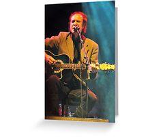 Ray Davies Greeting Card