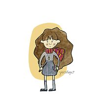 Ginny Weasley by Bumble & Bristle