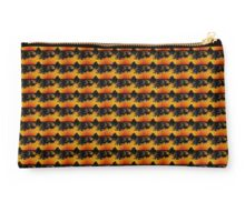 #49    Exotic Silhouettes Studio Pouch