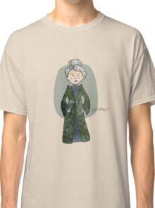 Professor McGonagall Classic T-Shirt
