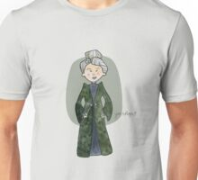 Professor McGonagall Unisex T-Shirt