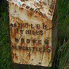 1 1/2 miles from Audlem by shakey
