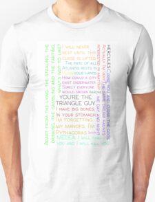 Atlantis BBC Quotes T-Shirt