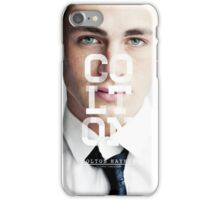 Colton Haynes iPhone Case/Skin
