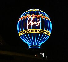 Balloon Sign - Paris, Las Vegas ^ by ctheworld