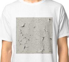 Grunge Vector Seamless Texture Classic T-Shirt