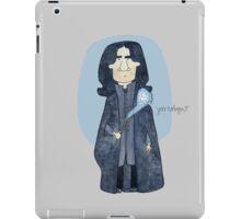 Severus Snape iPad Case/Skin