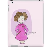 Umbridge iPad Case/Skin