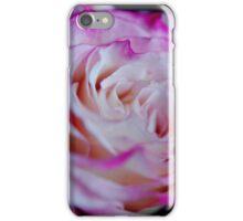 Pink tea Rose Close Up iPhone Case/Skin