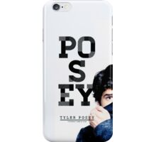 Tyler Posey Teen Wolf  iPhone Case/Skin